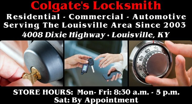 Residential Locksmith - Louisville KY