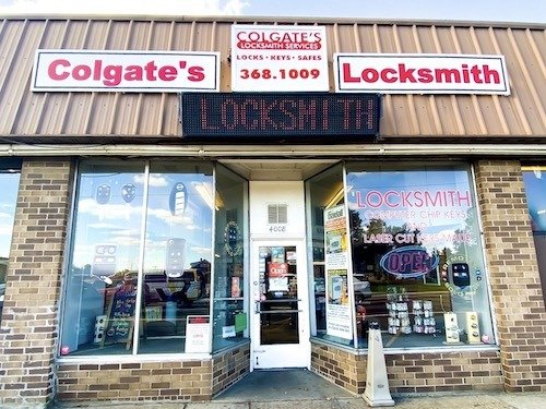 Colgate's Locksmith Office in Louisville