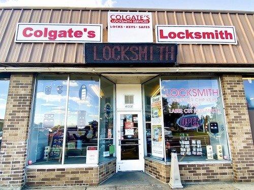 Colgate's Locksmith Office